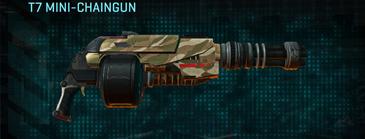 Indar dunes heavy gun t7 mini-chaingun