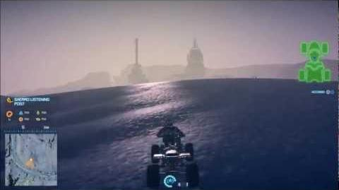 Planetside 2 Esamir Stillwater Watch & Saerro Listening Post - Guide