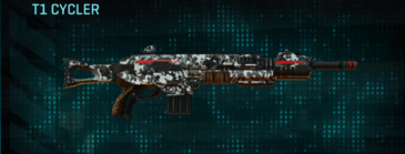 Snow aspen forest assault rifle t1 cycler