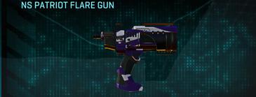 Vs zebra pistol ns patriot flare gun