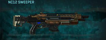 Indar rock shotgun nc12 sweeper