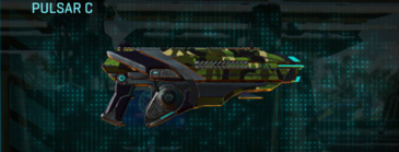 Jungle forest carbine pulsar c