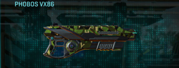 Jungle forest shotgun phobos vx86