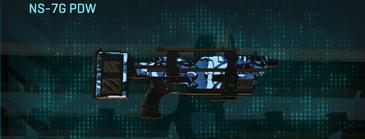 Nc alpha squad smg ns-7g pdw