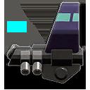WeaponAttachments VS DokuWeapons Attachments ReflexSight001 FactionTeal 128x128
