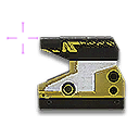 Icon WeaponAttachment common ReflexSight 001 cross