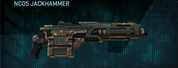 Indar plateau heavy gun nc05 jackhammer