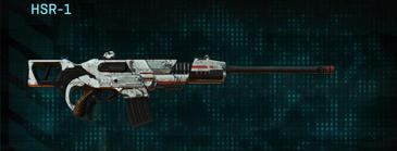 Rocky tundra scout rifle hsr-1