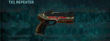 Indar highlands v1 pistol tx1 repeater