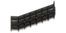 Rampart Wall