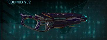 Vs zebra assault rifle equinox ve2