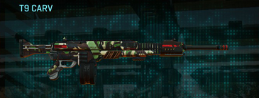 African forest lmg t9 carv
