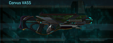 Clover assault rifle corvus va55