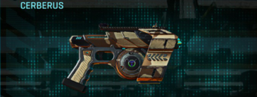 Indar scrub pistol cerberus