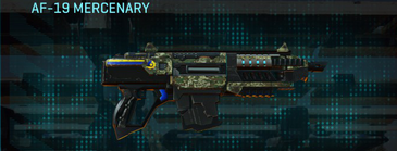 Pine forest carbine af-19 mercenary