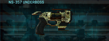 Pine forest pistol ns-357 underboss