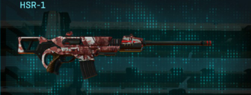 Tr urban forest scout rifle hsr-1