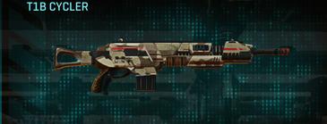 Indar scrub assault rifle t1b cycler