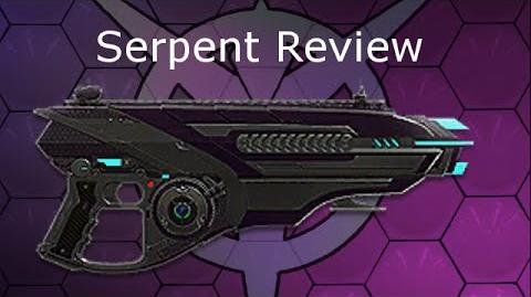 Serpent Weapon Review-Planetside 2
