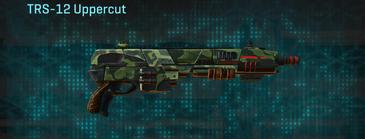 Amerish forest shotgun trs-12 uppercut
