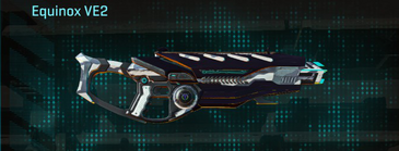 Esamir ice assault rifle equinox ve2