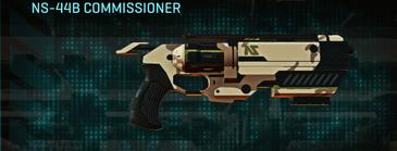 Indar scrub pistol ns-44b commissioner