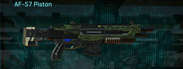 Amerish leaf shotgun af-57 piston