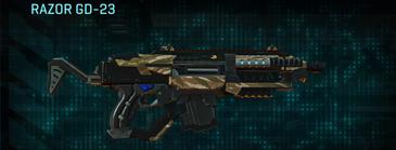 Indar dunes carbine razor gd-23