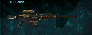 Indar plateau sniper rifle gauss spr