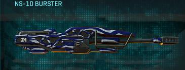 Nc zebra max ns-10 burster