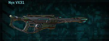 Amerish scrub scout rifle nyx vx31