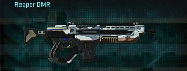 Esamir ice assault rifle reaper dmr