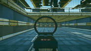 RTA Reflex Sight (1X) — Yellow Dot normal light