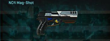 Esamir ice pistol nc4 mag-shot