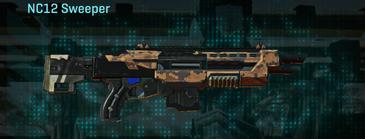 Indar canyons v1 shotgun nc12 sweeper