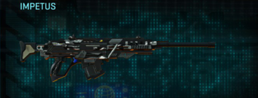 Indar dry brush sniper rifle impetus