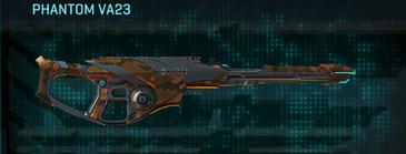 Indar rock sniper rifle phantom va23