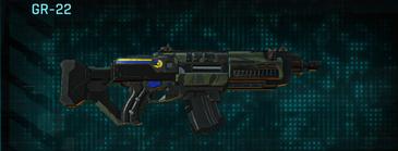Amerish scrub assault rifle gr-22