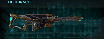 Indar rock battle rifle eidolon ve33