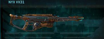 Indar rock scout rifle nyx vx31