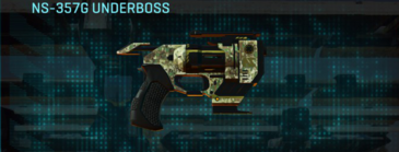 Pine forest pistol ns-357g underboss