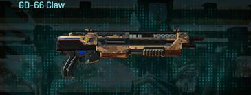 Indar canyons v1 shotgun gd-66 claw