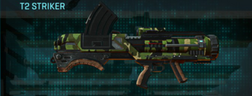 Jungle forest rocket launcher t2 striker