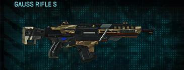 Indar dunes assault rifle gauss rifle s