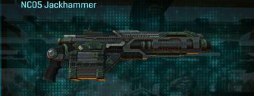 Amerish leaf heavy gun nc05 jackhammer