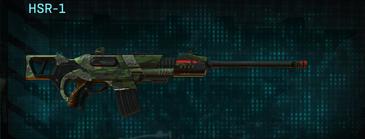 Amerish leaf scout rifle hsr-1