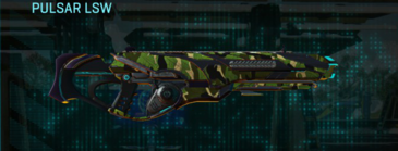 Jungle forest lmg pulsar lsw