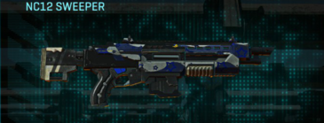 Nc patriot shotgun nc12 sweeper