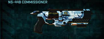 Nc urban forest pistol ns-44b commissioner