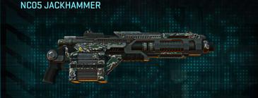 Scrub forest heavy gun nc05 jackhammer